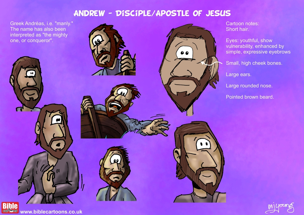 Andrew character sheet