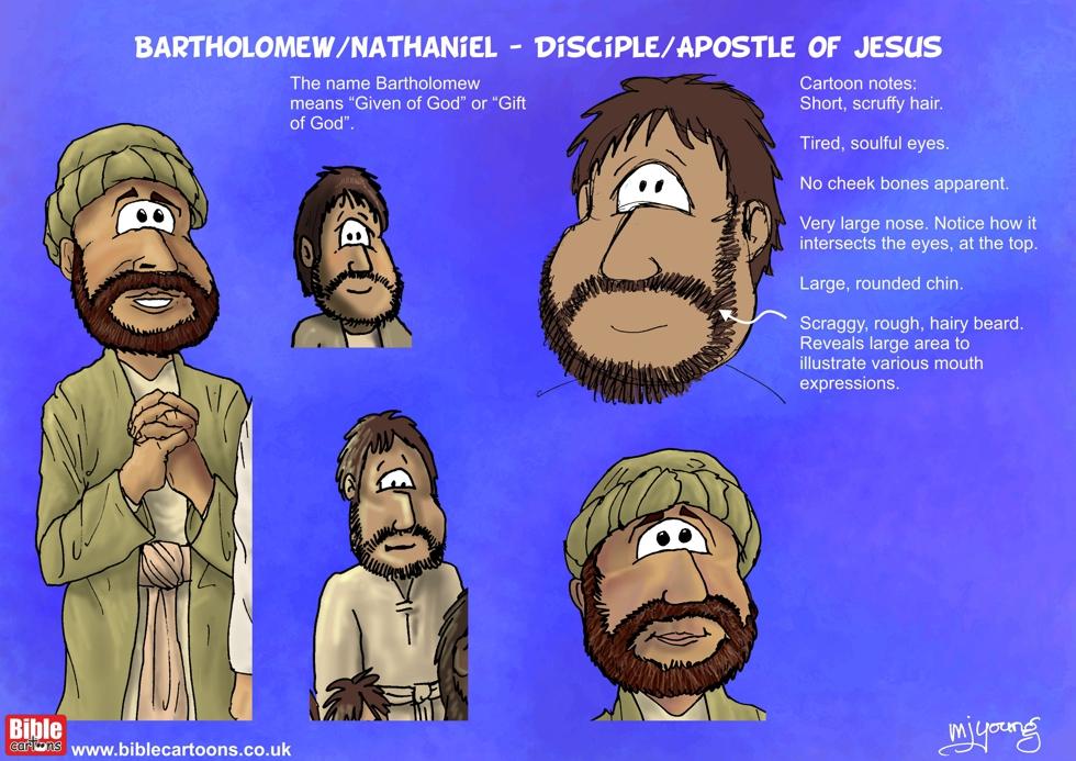 Bartholomew/Nathaniel character sheet