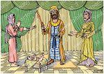 1 Kings 03 - Solomon's wise ruling - Scene 02 - Verdict 980x706px col