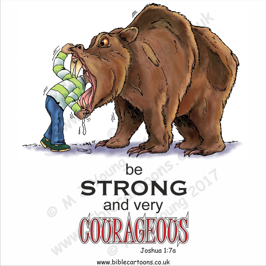 Courageous Bear watermarked