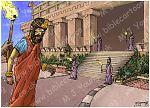 Daniel 06 - The lions' den - Scene 10 - Sleepless night 980x706px col