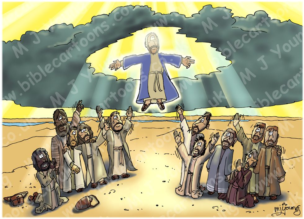 Acts 01 - The Ascension - Scene 01 - The ascension