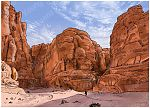 1 Kings 19 - Elijah flees to Horeb - Scene 04 - 40 day journey 980x706px col.jpg