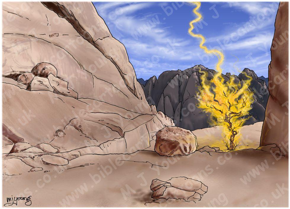 Exodus 03 - Burning Bush - Scene 01 - Wonder - Landscape 980x706px col.jpg