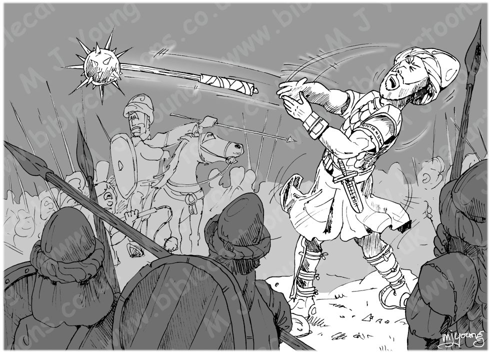 Ecclesiastes 03 - Hammer throwing 980x706px greyscale.jpg