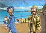 Matthew 21 - Parable of the Wicked Tenants - Scene 04 - Son sent 980x706px col.jpg