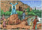 Proverbs 08 - Lady Wisdom calls - Scene 01 - Where paths meet 980x706px col.jpg