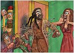 Judges 16 - Samson and Delilah - Scene 04 - Seven fresh thongs 980x706px col.jpg
