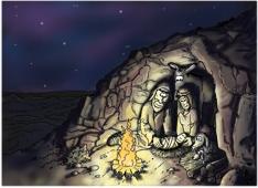 AIAM - scene 02 - Cave