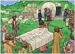 Judges 16 - Death of Samson - Scene 04 - Samson buried 980x706px col.jpg