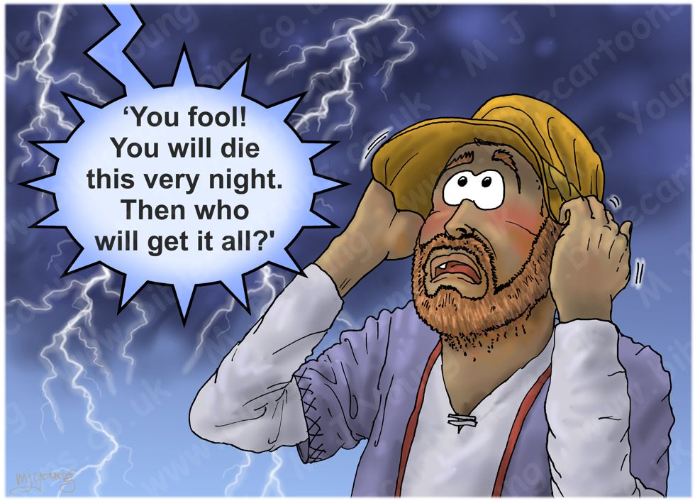Luke 12 - The Parable of the Rich Fool - Scene 05 - You fool! 980x706px col.jpg