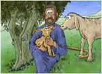 John 10 - Jesus, the Good Shepherd 980x706px col.jpg