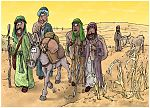 Ruth 01 - Going to Moab - Scene 01 - Famine 980x706px col.jpg