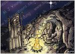 Luke 02 - The Nativity - Scene 07 - Shepherds find Jesus