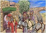 1 Kings 13 - Prophet and lion - Scene 10 - Oh my brother 980x706px col.jpg
