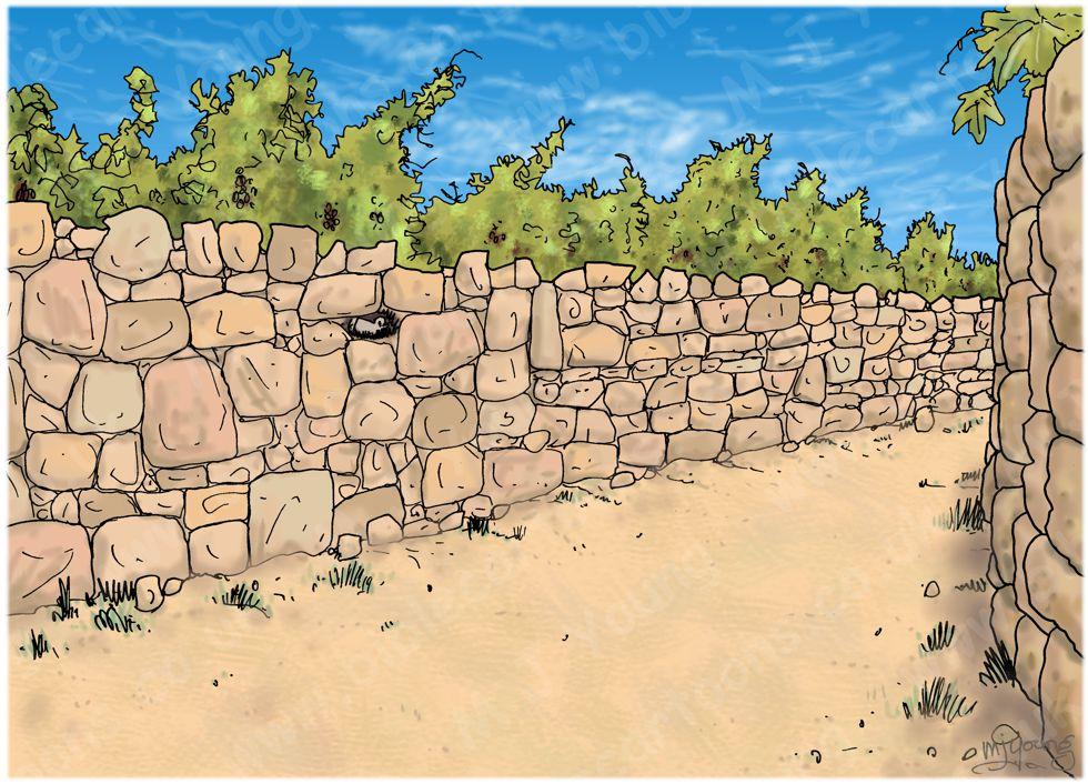Numbers 22 - Balaam's Donkey - Scene 04 - Lying down - Landscape 980x706px col.jpg