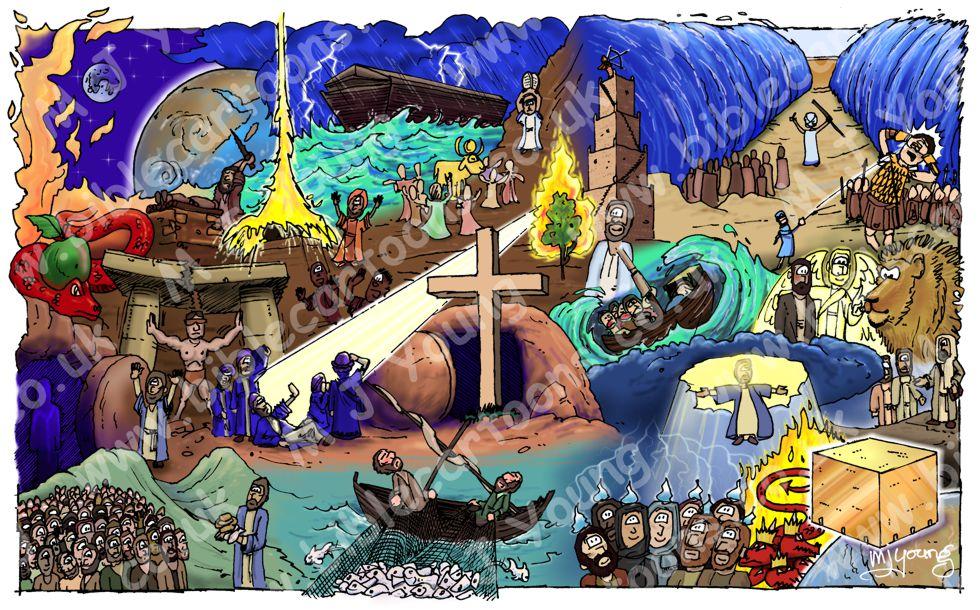 Bible Composite 02