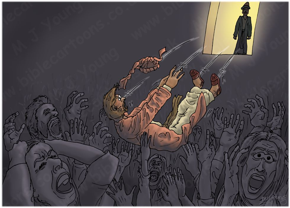 Matthew 25 - Parable of the talents - Scene 06 - Thrown out 980x706px col.jpg