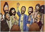 Acts 01 - Holy Spirit promised - Scene 01 - Kingdom talk 980x706px col.jpg