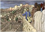 Acts 01 - Holy Spirit promised - Scene 02 - Wait for the gift (Version 01) 980x706px col.jpg