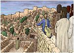 Acts 01 - Holy Spirit promised - Scene 02 - Wait for the gift (Version 02) 980x706px col.jpg