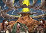 Exodus 19 - Mount Sinai - Scene 06 - Trembling