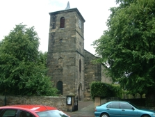 St. Cuthbert's Church - Haydon Bridge