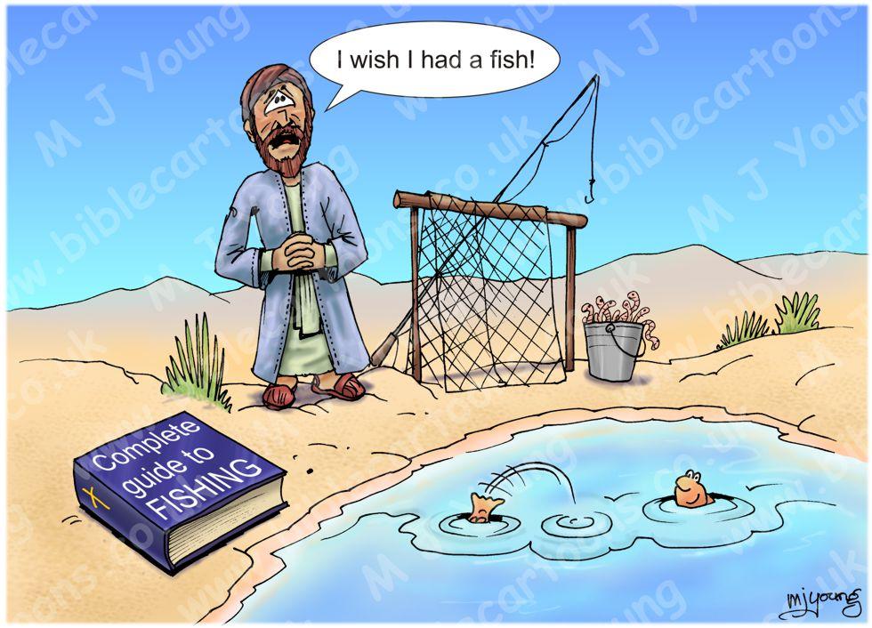 I wish I had a fish
