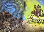 Exodus 08 - The ten plagues of Egypt - Plague of flies