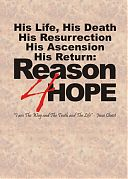 Easter card - Reason for Hope