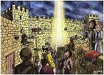 Acts 02 - Pentecost - Scene 01 - Inside Jerusalem