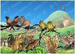 Easter animals 980x706px col - green.jpg