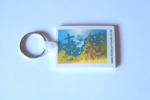 Keyring - 1 Corinthians 1 - Two roads