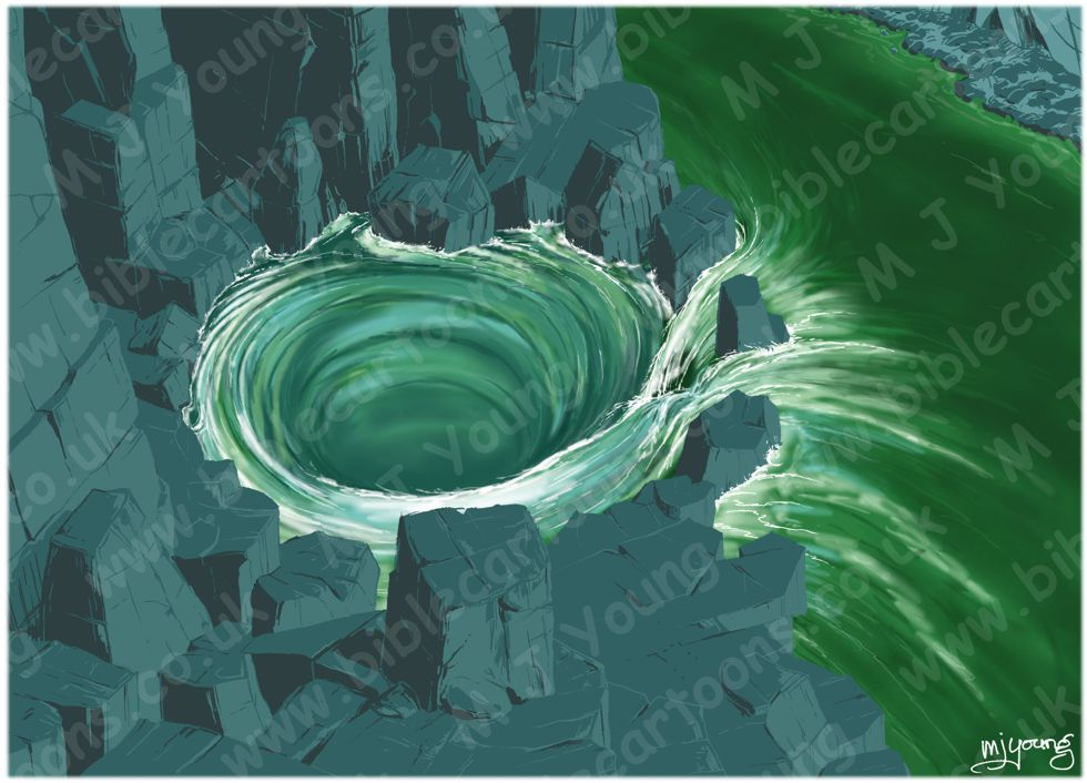 Whirlpool dream