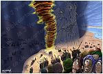Exodus 14 - Parting of the Red Sea - Scene 08 - Cloud
