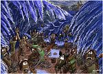 Exodus 14 - Parting of the Red Sea - Scene 12 - Sea returns