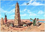 Genesis 11 - Tower of Babel - Scene 01 -Tower