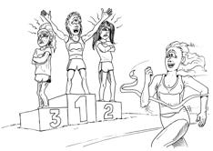 1 Corinthians 9 - Winning the race