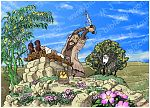 Genesis 22 - Abraham & Isaac - Scene 03 - Sacrifice (version 01)