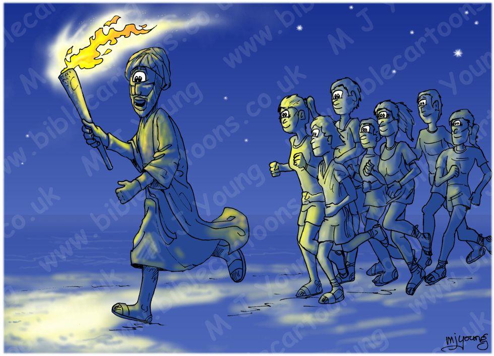 Psalm 119 - Torch Bearer