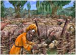 Matthew 18 - Parable of lost sheep - Scene 05 - Return home
