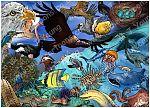 Genesis 01 - The First 7 Days - Scene 07 - Fish & Birds