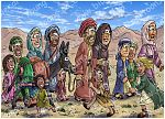 Luke 02 - Jesus' childhood - Scene 01 - Going to Jerusalem