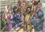 Acts 02 - Pentecost - Scene 11 - Miracles & awe (Colour version)