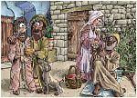 Acts 02 - Pentecost - Scene 12 - Sharing