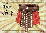 Ephesians 06 - Armour of God - Belt of Truth (Yellow) 980x706px.jpg