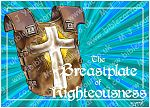 Ephesians 06 - Armour of God  - Breastplate (Blue)