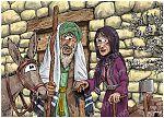 Luke 01 - Births foretold - Scene 02 - Zechariah & Elizabeth