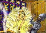 Luke 01 - Births foretold - Scene 04 - Gabriel