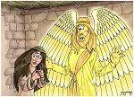Luke 01 - Births foretold - Scene 08 - Jesus birth foretold
